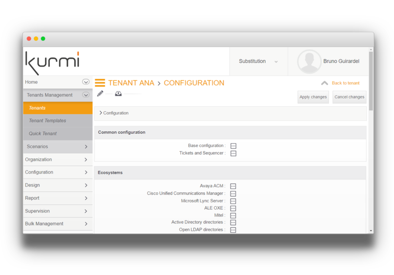 Unified Communications Provisioning | Kurmi Software