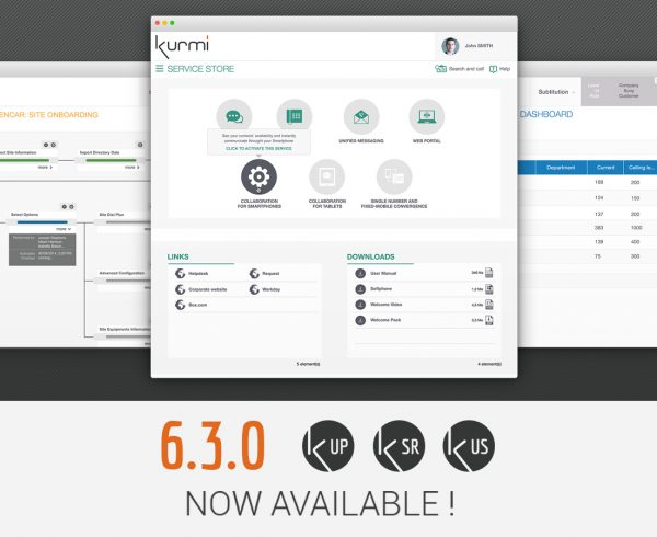 Kurmi Software announced the new 6.3.0 release of its flagship Kurmi Software Suite.