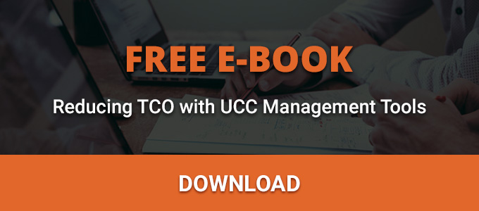 Free-ebook - Reducing TCO with UCC Management Tools