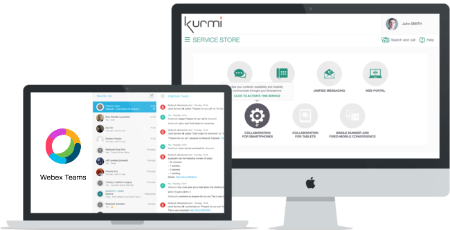 Provisioning & management of Cisco Webex Teams is Easier with Kurmi