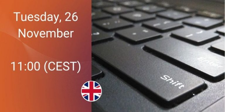 Webinar Capacity management Monitor the use of Kurmi licenses, and manage the use of your different licenses Europe