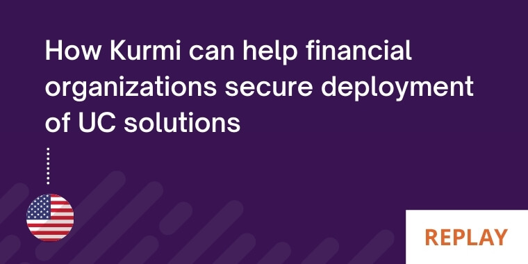 UC Management for financial organizations