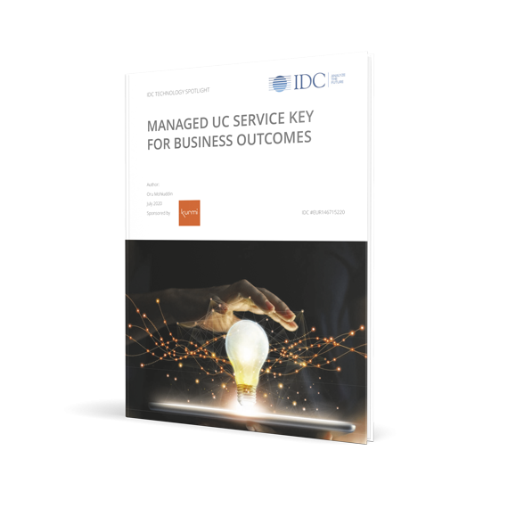 White Paper - Managed UC service key for business outcomes